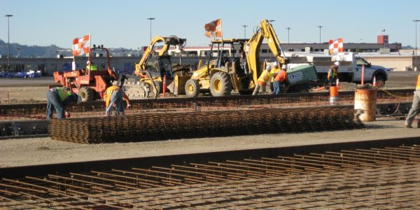 Taxiway Way D Extension Project