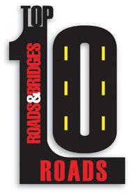 Top 10 Roads and Bridges Award