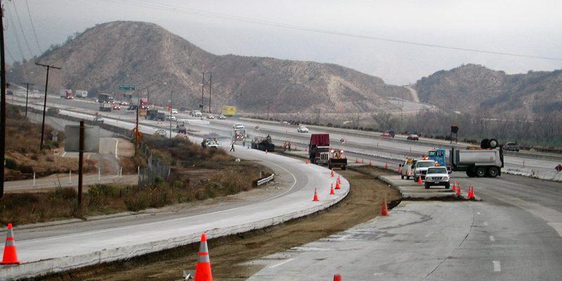 I-15 I-215 Kenwood and Devore