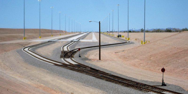 Mesquite Railway Spur