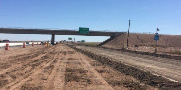 I-8 Near El Centro